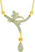 Surat Diamond Pretty Occasional Yellow Gold Mangalsutra