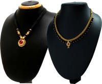 cdb6bf3d3a85d 66% OFF on Womens Trendz Tarbuj Moti Haar Necklace on Snapdeal ...