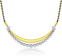 Aamanat Unforgettable Sterling Silver Mangalsutra