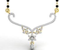 Sparkles N10166 Gold Mangalsutra