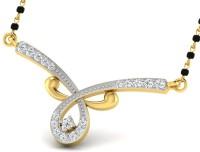 Sparkles N10105D Gold Mangalsutra