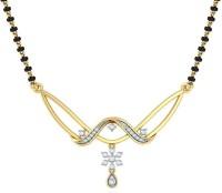 BlueStone The Devika Yellow Gold Tanmaniya