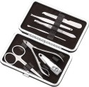 Aptron Premium Manicure Kit In Leatherette Case (7 Pc.) - Large - 7 Pcs