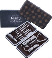 Foolzy 13 In 1 Professional Manicure And Pedicure Set (250 G, Set Of 12)