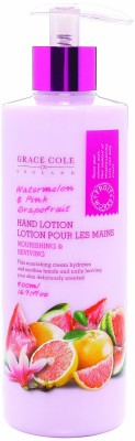 Grace Cole Manicure and Kits Grace Cole Watermelon & Pink Grapefruit Hand Lotion