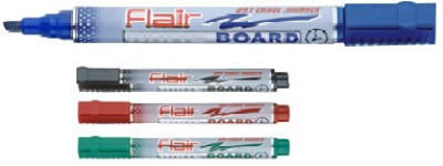 Buy Combo of 2 Flair Bullet Tip Whiteboard Markers: Bundle