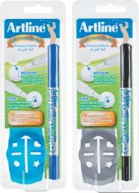 Artline Golf Master Twin Tip Permanent Marker
