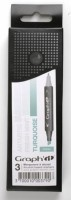 Graph'It Alcohol Based Chisel Tip Permanent Permanent Markers (Set Of 3, Fresh)