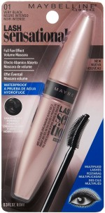 Maybelline New York Mascaras Maybelline New York Sensational Mascara 9.0 ml