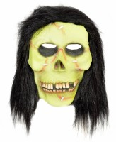 Tootpado Realistic Latex Rubber Adult Size Face - 1a193 - Horror Halloween Ghost Scary Full Face Cosplay Costumes Supplies Creepy Zombie Party Mask (Multicolor, Pack Of 1)