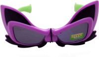 Funcart Hello Kitty Sunglasses For Kids Party Mask (Purple, Pack Of 1)