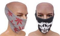 Sushito Combo Of 2 Anti-pollution Mask (Multicolor, Pack Of 2)