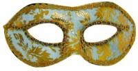 Smartcraft Velvet Eye -White Party Mask (Multicolor, Pack Of 1)