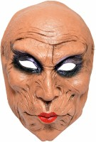 Tootpado Realistic Latex Rubber Adult Size Face - 1a184 - Horror Halloween Ghost Scary Full Face Cosplay Costumes Supplies Creepy Zombie Party Mask (Multicolor, Pack Of 1)
