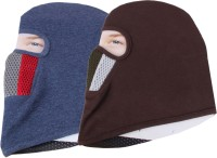 Sushito Harmfull Combo Pack Of 2 Balaclava (Multicolor, Pack Of 2)