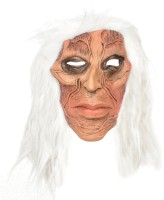 Tootpado Realistic Latex Rubber Adult Size - 1a216 - Horror Halloween Ghost Scary Full Face Cosplay Costumes Supplies Creepy Zombie Party Mask (Multicolor, Pack Of 1)