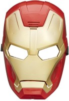 Hasbro Iron Man Voice Changer Mask Party Mask (Multicolor, Pack Of 1)