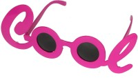 Satyam Kraft Cool_pink Party Mask (Pink, Pack Of 6)