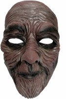 Tootpado Realistic Latex Rubber Adult Size - Old Man 1a175 - Horror Halloween Ghost Scary Full Face Cosplay Costumes Supplies Creepy Zombie Party Mask (Multicolor, Pack Of 1)