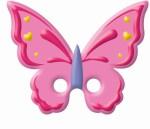 Amscan Butterfly Glitter Mask