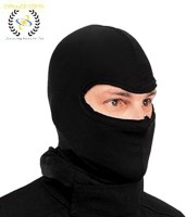 Empower Earth Riding Face Mask Balaclava (Black, Pack Of 1)