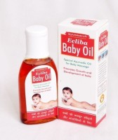 Ayuserch Ecliba Baby Massage Oil (100 Ml)