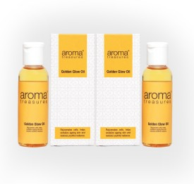 Aroma Treasures Golden Glow (facial oil) 50ml (Pack Of 2)