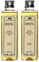 Aloe Veda Distil Body Sports Massage Oil (200 Ml)