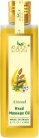 Kudos Ayurveda Almond Head Massage Oil (200 Ml)