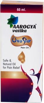 Aarogya Vatika Baby Massage Oils Aarogya Vatika Oxo Star Pain Oil