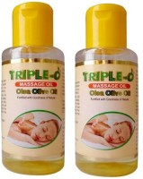 SBL Triple-O-Massage Oil (Pack Of 2) (600 Ml)