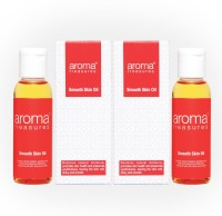 Aroma Treasures Smooth Skin Oil (Dry Skin)50ml (Pack Of 2) (100 Ml)
