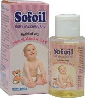 West-Coast Sofoil Baby Massage Oil (Pack Of 2) (60 Ml)