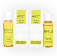 Aroma Treasures Refreshing Bloom (Fatigue) Oil 50ml (Pack Of 2) (100 Ml)