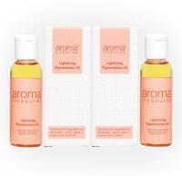 Aroma Treasures Lightening Pigmentation Oil 10ml (Pack Of 2) (100 Ml)