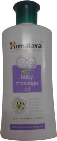 Himalaya Baby Massage Oil - 300 Ml