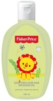 Fisher Price Soothing Hair And Massage Oil (200 Ml)