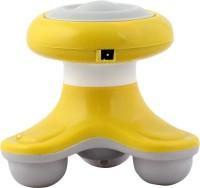 Speed XF 69 Mini Electric Massager (Yellow)