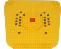 Percare PWRMAT-1 Powermat Massager (Yellow)