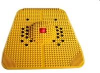 AAROGYA MANDIR AA28 ACUPRESSURE FOOT MAt Massager (YELLOW)