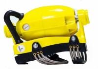 MSE YHM-01135 Kolvin Hamza Vibrate-AM36 Massager (Yellow)