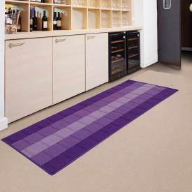 Status Purple Polypropylene Area Rug