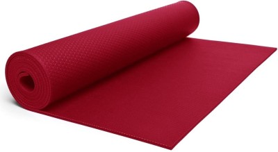 Priyankas Bubbles Yoga & Exercise Mat Red