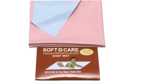 Soft Care Rubber Free Floor Mat Soft Care Baby Mat (Pink)