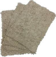 Tiskal Cotton Medium Bath Mat Karisma-Light Beige-3 Beige