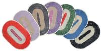 Kuber Industries Cotton Medium Door Mat Door Mat Set Of 7 Pcs Multicolour