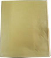 Tag Products Plastic Free Sleeping Mat (Brown, Golden, 1 Waterproof Plastic Mat)
