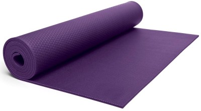Priyankas Bubbles Yoga & Exercise Mat Purple
