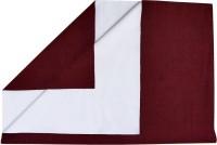 Rachna Polyester Large Sleeping Mat (Maroon, 1 Mat)