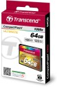 Transcend Compact Flash 64 GB 1000X Memory Card